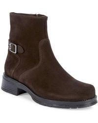 La Canadienne - Georgy Waterproof Ankle Boots - Lyst