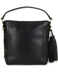 Cole Haan - Cassidy Small Leather Bucket Bag - Lyst