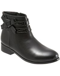 Trotters - Luxury Ankle Boot - Lyst