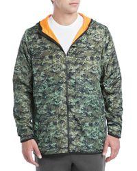 2xist - Pixel Camouflage Jacket - Lyst
