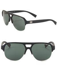 8401f497ca1 Lyst - Armani Exchange Square Sunglasses in Black for Men