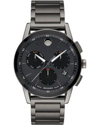 Movado - Museum Sport Chronograph Watch - Lyst