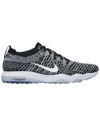 Air Zoom Fearless Glittered Flyknit Sneakers - Black Nike kLcSCLA