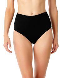 Anne Cole - Convertible Bikini Bottom - Lyst