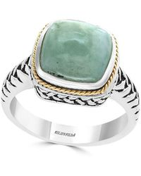 Effy - Gemstone And Sterling Silver Ring - Lyst