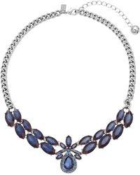 Kate Spade - Glitzville Collar Necklace - Lyst