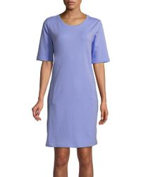 Sesoire - Short Sleeve Nightgown - Lyst