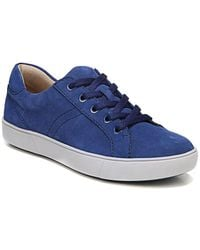 Naturalizer - Sporty Suede Trainers - Lyst