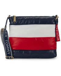 Tommy Hilfiger - Ames Logo Crossbody Bag - Lyst