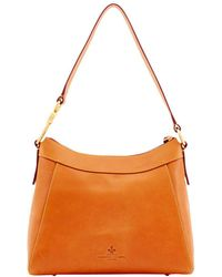 Dooney & Bourke - Cassidy Leather Hobo Bag - Lyst