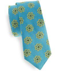 Ted Baker - Botanical Silk Tie - Lyst
