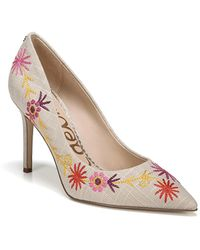 Sam Edelman - Hazel Stiletto Pumps - Lyst
