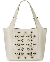 Nanette Lepore - Vienna Embossed Tote Bag - Lyst