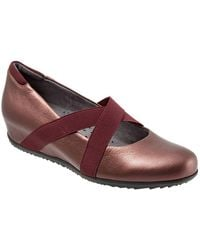 Softwalk - Waverly Leather Wedge Pumps - Lyst