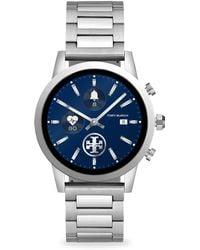 Tory Burch - Gigi Stainless Steel Bracelet Watch - Lyst