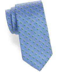 Brooks Brothers - Floral Silk Tie - Lyst