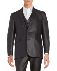 Kenneth Cole Reaction - Two-button Jacket - Lyst