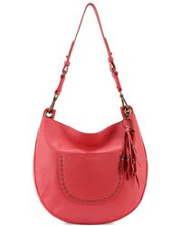 The Sak - Zinnia Leather Hobo - Lyst