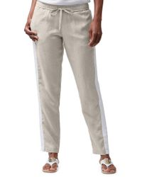 Tommy Bahama - Two Palms Tux Striped Linen Trousers - Lyst