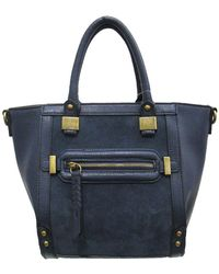 Chinese Laundry - Erica Mini Satchel With Cross-body Strap - Lyst