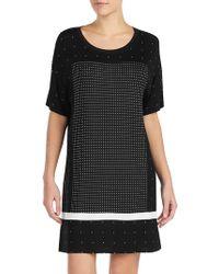DKNY - Short Jersey Sleepshirt - Lyst