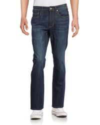 Tommy Bahama - Vintage Slim Dark Wash Jeans - Lyst