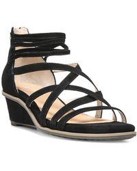 Dr. Scholls - Original Granted Wedge Sandals - Lyst