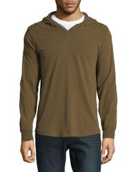 Lucky Brand - Classic Hoodie - Lyst