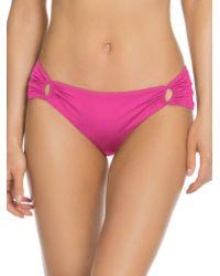 SOLUNA - Double-loop Bikini Bottoms - Lyst
