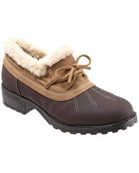 Trotters - Brrr Faux Fur-lined Waterproof Cold Weather Shoes - Lyst