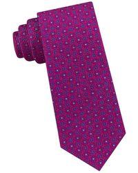 Ted Baker - Floral Frame Silk Tie - Lyst