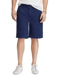 Polo Ralph Lauren - Relaxed Fit Twill Short - Lyst