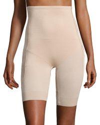 Miraclesuit - Derriere Lift Thigh Control High Waist Long Leg Slimmer - Lyst