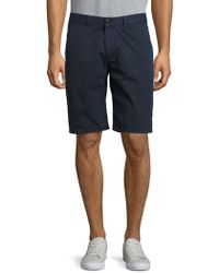 Strellson - Cotton Shorts - Lyst