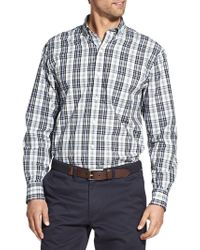 Izod - Premium Essentials Classic-fit Button-down Shirt - Lyst