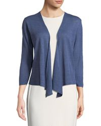 NIC+ZOE - Four-way Open Front Cardigan - Lyst