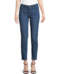 Jones New York - Lexington Ankle Skinny Jeans - Lyst