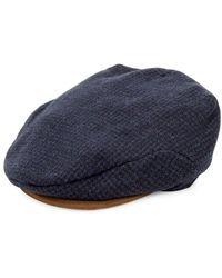 2d74b2d893a2a Polo Ralph Lauren Merino Wool Beanie in Natural for Men - Lyst