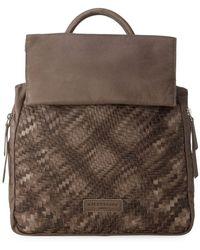 Liebeskind Berlin - Otsu Leather Backpack - Lyst
