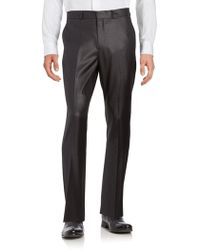 Kenneth Cole Reaction - Straight-leg Trousers - Lyst
