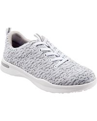 Softwalk - Sampson Knit Sneakers - Lyst