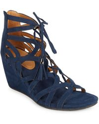 Kenneth Cole Reaction - Cake Pop Caged Wedges - Lyst