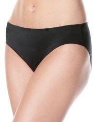 Rafaella - No Show Panties Bikini Bottom - Lyst