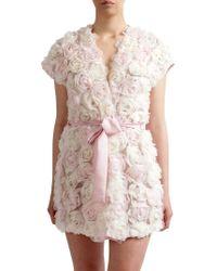 Rya Collection - La Fleur 3d Floral Wrap - Lyst
