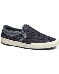 G.H. Bass & Co. - Hopewell Canvas Slip-ons - Lyst