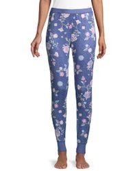 Roudelain - Floral-print Leggings - Lyst
