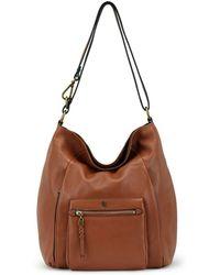 Elliott Lucca - Vivien Leather Hobo Bag - Lyst