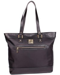 Kenneth Cole Reaction - Laptop Tote - Lyst