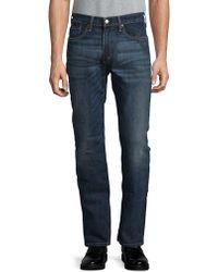 Levi's - 514 Straight-leg Birdman Jeans - Lyst