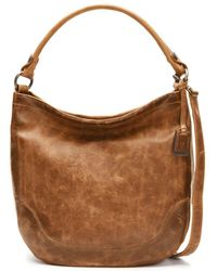 Frye - Melissa Leather Hobo Bag - Lyst